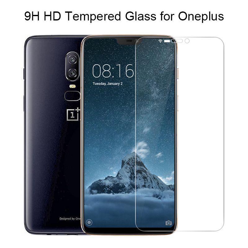 Phone Glass for Oneplus 7 6 5 3 2 Tempered Film 9H HD Toughed Explosion-proof Protective Screen Protector for Oneplus 6T 5T 3TPhone Glass for Oneplus 7 6 5 3 2 Tempered Film 9H HD Toughed Explosion-proof Protective Screen Protector for Oneplus 6T 5T 3T