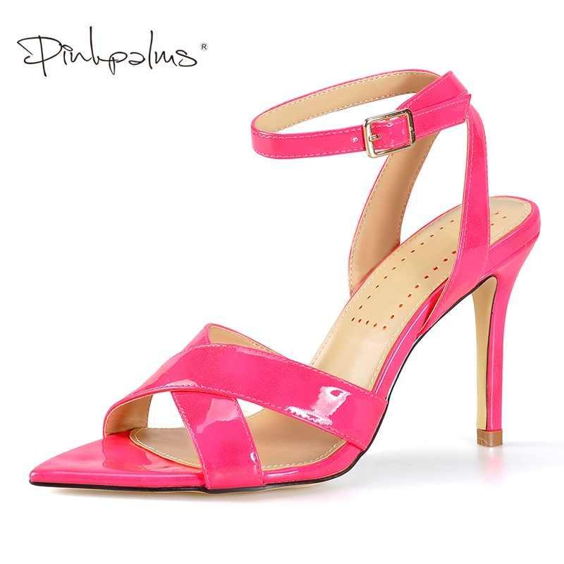 PinkPalms Shoes Women Summer Sandals