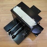 A4 универсальный плоский УФ принтер помощи телефона чехол печати DIY Металл Кристалл футболка кожа тиснения/тиснение