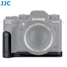 JJC Camera Quick Release Plate L Bracket Holder Hand Grip For Fujifilm X T3 X T2 XT2 XT3 Cameras Replaces Fuji MHG XT3 MHG XT2