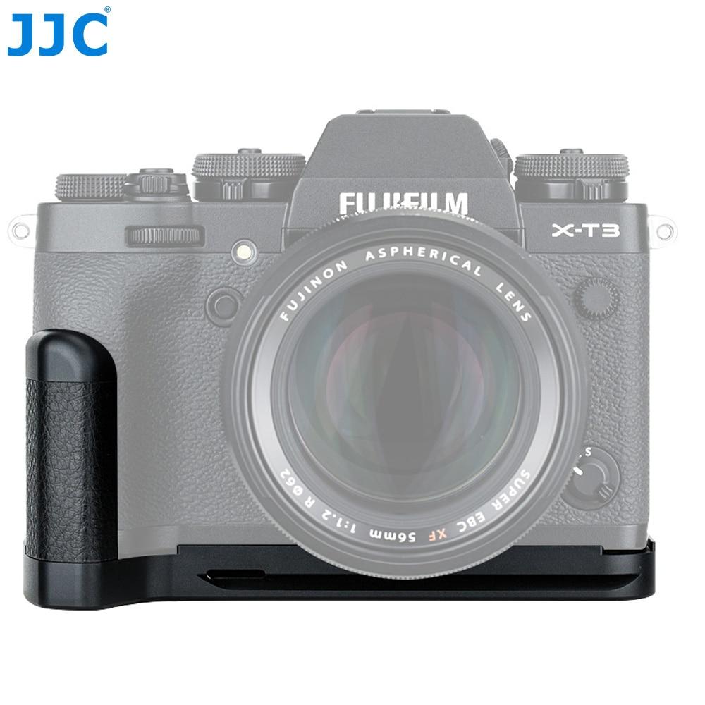 JJC HG-XT3 poignée en alliage d'aluminium pour appareil photo Fujifilm X-T3 et X-T2 remplace Fujifilm MHG-XT3 et MHG-XT2