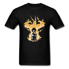 Anime T Shirt One Piece Pirate King Skull 3D Tshirts Straw Monkey D Luffy Skull Men T-Shirts Boku No Hero Academia One Punch Man цена и фото