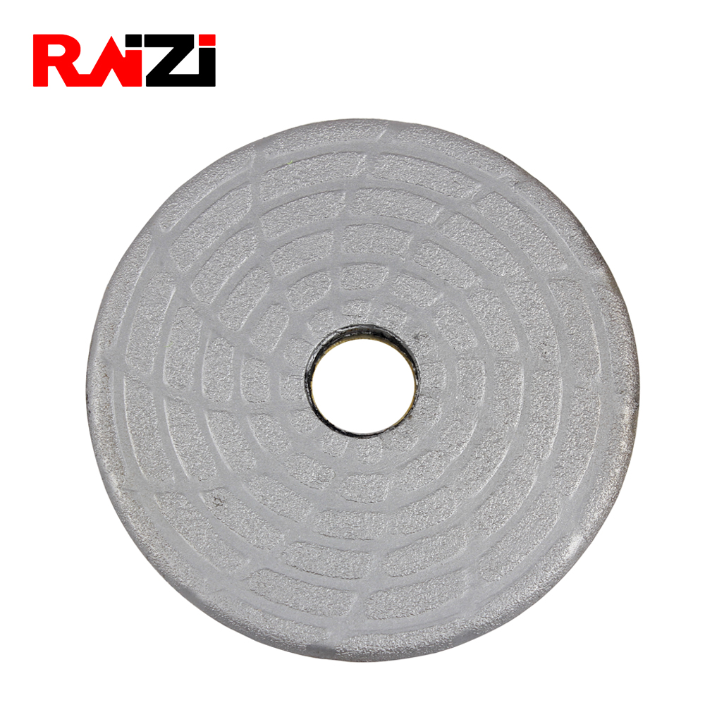 4 inch 100 mm diamond grinding disc for stone concrete hook and loop vacuum brazed diamond cup grinding wheel in Abrasive Tools from Tools
