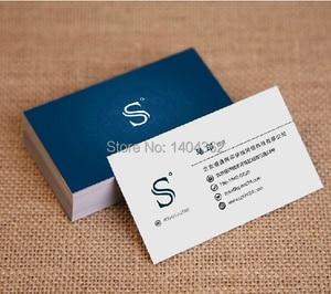 Image 4 - משלוח עיצוב מותאם אישית כרטיסי ביקור הדפסת כרטיס ביקור נייר קורא כרטיס, נייר ביקור כרטיס 500 יח\חבילה