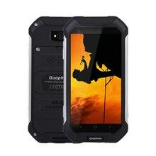 Guophone V19 телефон с IP68 MTK6580 Android 6.0 3 г GPS 2gbram 16gbrom 4.5 дюймов Экран противоударный Водонепроницаемый Смартфон