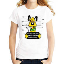 Designer Shirts  Cartoon Dog WomenS Premium O-Neck Short-Sleeve Tee