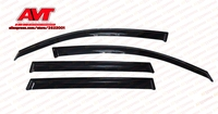 Deflectors for Toyota Rav4 2006 2012 1set\4pcs styling wind window deflector guard auto vent visor rain guards cover