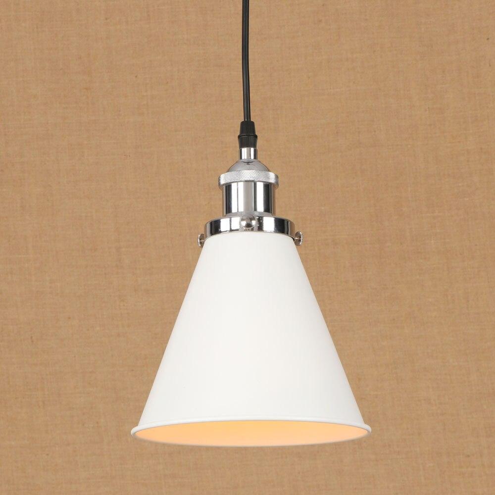 Здесь продается  IWHD LED Pendant Light Iron Vintage Lamp Style Loft Industrial Lighting Lampara Suspended Lamps e27 220V For decor Home Lighting  Свет и освещение