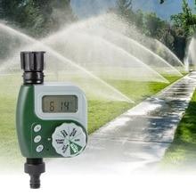 Автоматический электронный контроллер орошения таймер воды сад контроллер автоматический полив растений таймер орошения