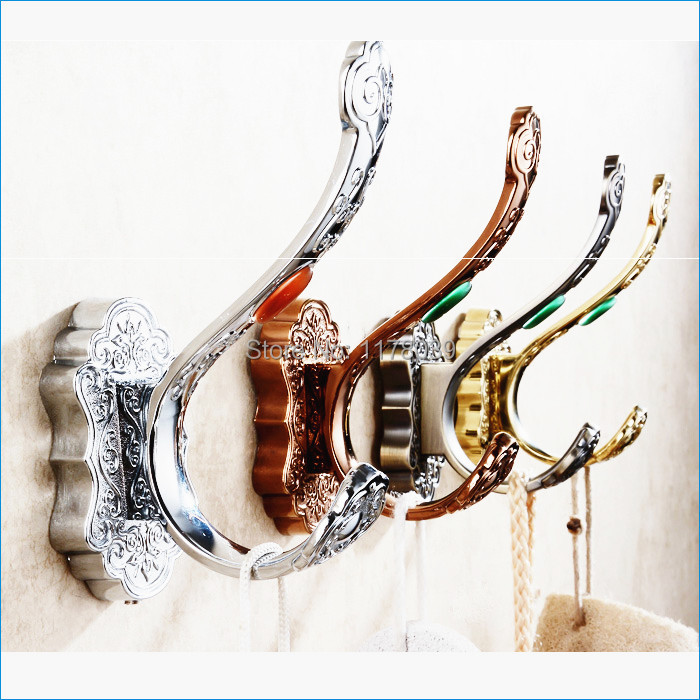 bathroom Retro Single coat hook bath Antique Single robe hook decorative  single towel hook. Compare Prices on Bath Robe Hook  Online Shopping Buy Low Price