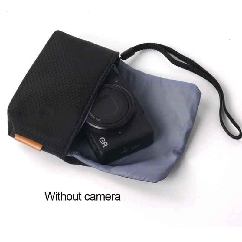 Housse de étui d'appareil photo numérique pour Sony RX100 RX100M2 RX100M3 RX100M4 RX100M5 RX100M6 pour Canon Nikon Leica Fujifilm sac d'appareil photo