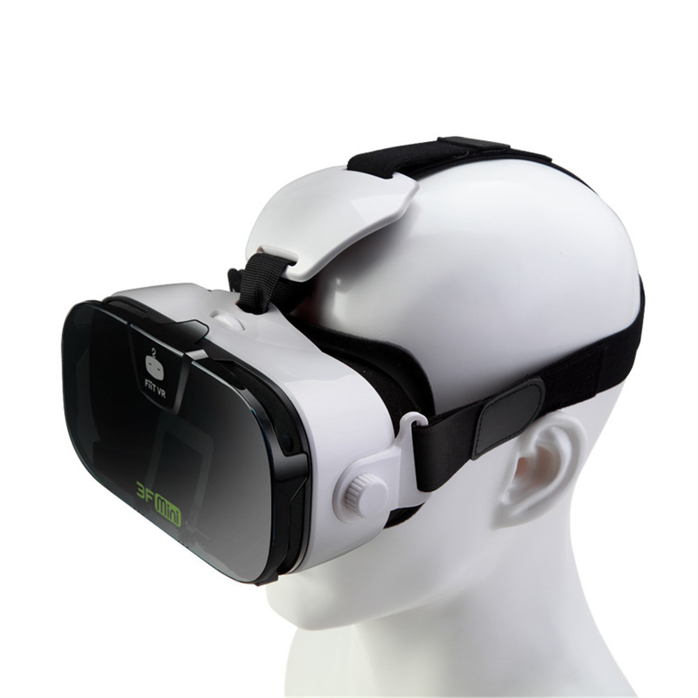 3F vr glasses virtual reality 3d mobile game rv eyes d one machine headset ar game panoramic digital box vr glasses game console rv virtual reality 3d mobile phone ar integrated machine huawei vivo eye helmet headset type