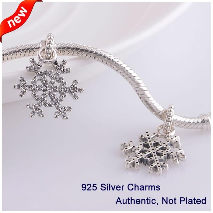 L341 Neue Ankunft Authentische 925 Sterling Silber Perlen - Edlen Schmuck - Foto 4