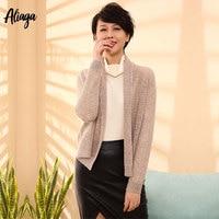 100% чистый кашемировый кардиган женский весенне осенний кардиган верхняя одежда 2019 специальный дизайн выдолбленный вязаный свитер женские