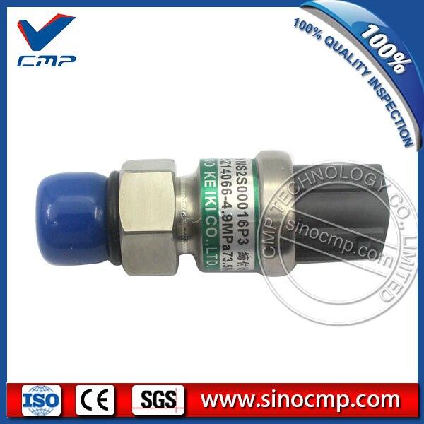 Capteur de pression Kobelco de SK200-5 YN52S00028P1Capteur de pression Kobelco de SK200-5 YN52S00028P1