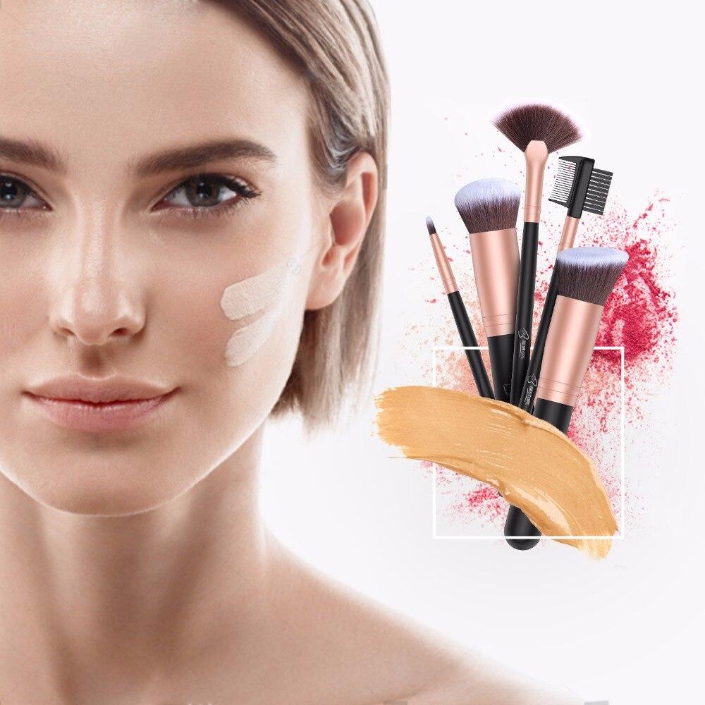 16Pcs Makeup Brushes Set The Shadows Cosmetics Makeup Tools Eyeshadow Eyeliner Lip Make up Brush Maquiagem Maquillaje 6