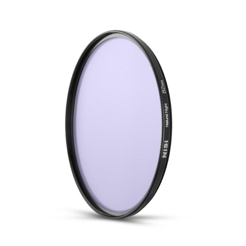 NiSi 77mm 82mm Natural Night Filter (Light Pollution Filter) стоимость