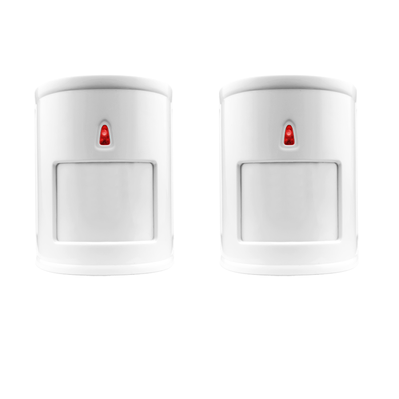 Wireless Pet-friendly Pet-Immune Motion IR PIR Sensor Detector 433MHz Without Antenna for our Home GSM PSTN Alarm System wireless gsm pstn home alarm anti pet immune pir motion detector