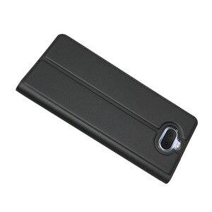 Image 3 - جرابات جلدية لهواتف Fundas Sony Xperia 10/Xperia 10 Plus حافظة لهاتف Sony Xperia XA3 محفظة قلابة مغناطيسية فائقة للهواتف المحمولة