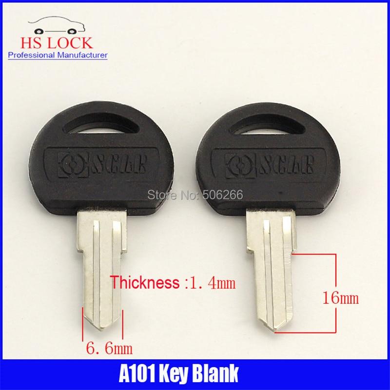 Left bath Office Desk door & house Key blank Locksmith Supplies Blank Keys cilvil Horizontal key machine A101