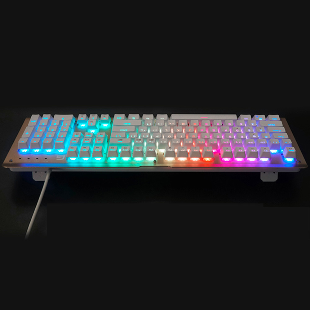 Aurora Version Progaming Computer Gaming Ergonomics Mechanical Keyboard