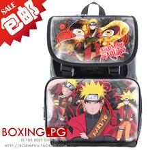Anime font b Naruto b font font b Cosplay b font Cartoon cute shoulder bag men