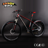 ANNOY BIKE 22 Speed Ultra Light Aluminum Alloy BLAKE Bicycle BMX MTB Mountain Bike 27 5