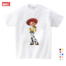 Children Classic Cartoon Toy Story Character toy camiseta story T Shirt boys 3-12 years t shirts Summer Casual 3T-9T