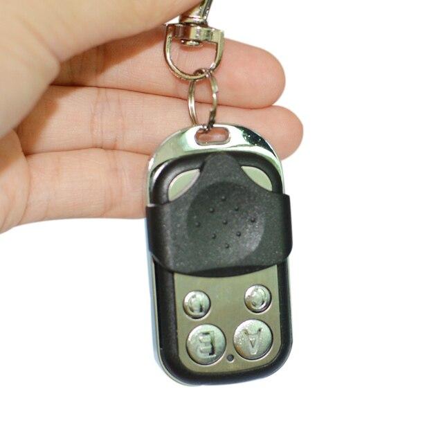 Télécommande Universelle Pour Porte De Garage Mhz Duplicateur - Telecommande porte de garage universelle