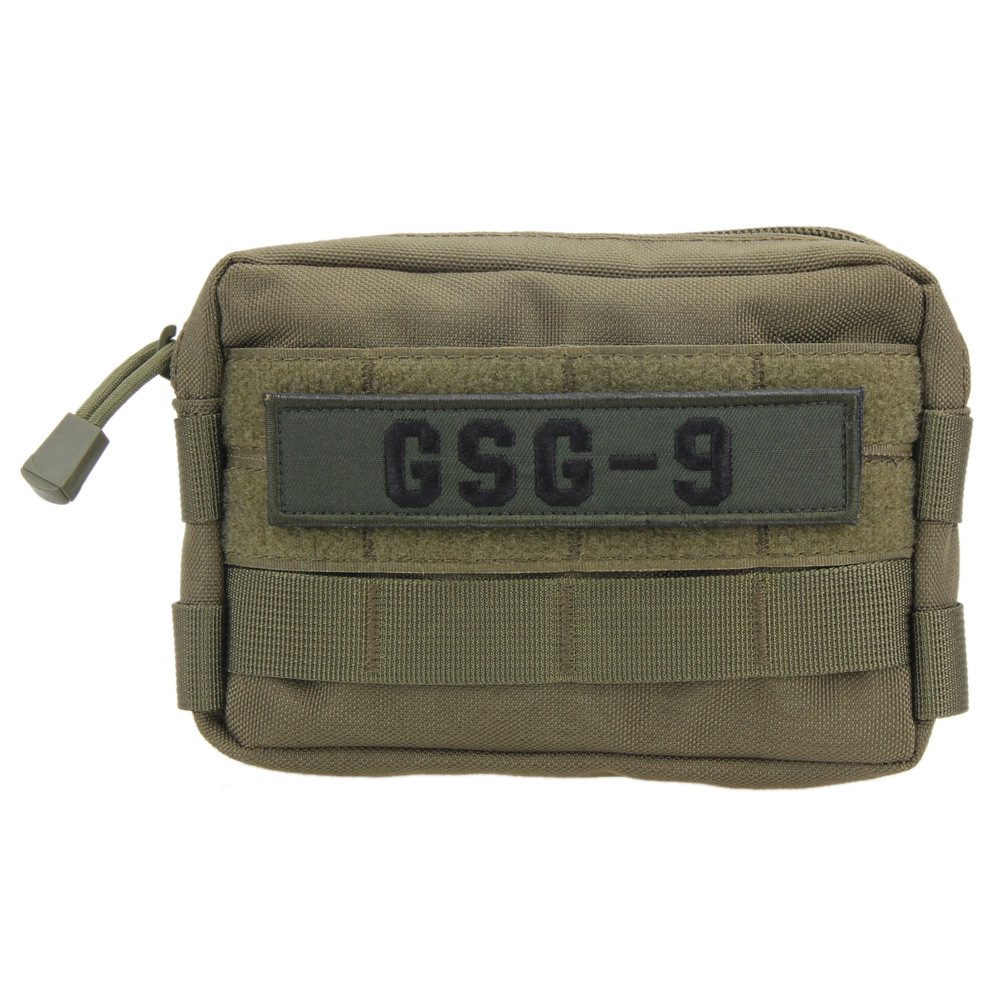 High Quality 600D Tactical Military Molle Utility Accessory Magazine Pouch Bag Running Bags