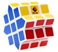 La más nueva Novedad CT0042 Anís Estrella Forma Irregular Educativos de Base Octogonal En Forma de Tres Capas Cubo Mágico Blanco Puzzle Juguetes