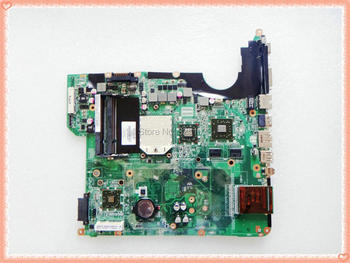 506070-001 for HP PAVILION NOTEBOOK DV5Z-1100 for HP DV5 laptop motherboard DDR2 Tested Good + FREE CPU