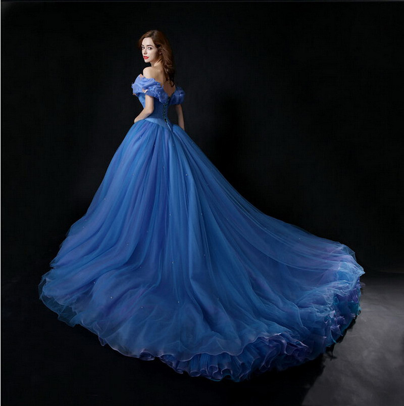 Cinderella Wedding Dress (2)