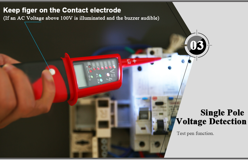 High Quality digital voltage