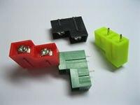 500 х клеммная колодка разъем 8.5 мм 2 контакт. высокая низкая 4 цвет барьер тип