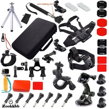 Zookkbb Accessories Head Hand strap Monopod pole Floating Handle Grip Aluminium Tripod Stand Floaty for gopro hero 5 3 4 4s