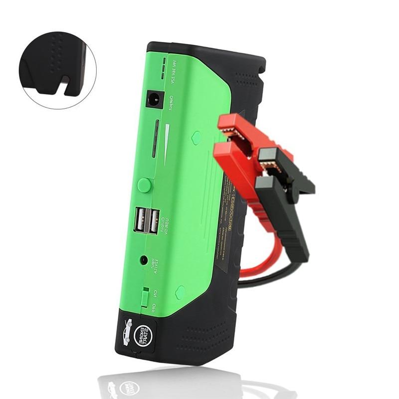 12000mAh 600A Peak Car Jump Starter High Power Mobile Power Supply Portable Mobile Laptop Batteries Mobile Phone Charger стоимость
