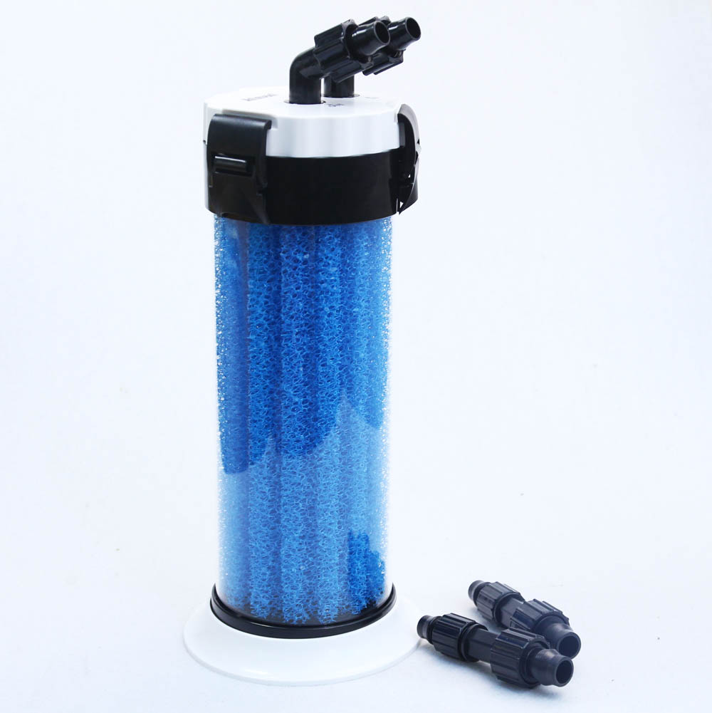 Prefilter aquarium external filter accessory tropical fish for Outdoor fish tank filter