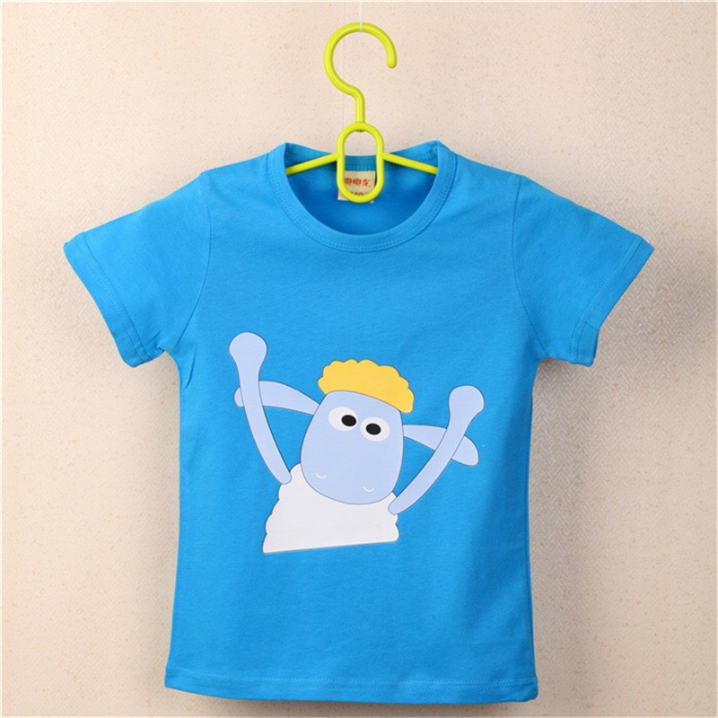 FHADST-Summer-New-Baby-0-2-year-Boys-White-Cool-T-shirt-Short-Sleeve-100-Cotton-Casual-tees-Kids-Clothes-Character-Cute-monkey-1