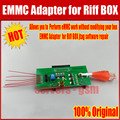 newest Perform eMMC work without modifying your box EMMC Adapter for Riff BOX jtag software repair tools Free Shipping