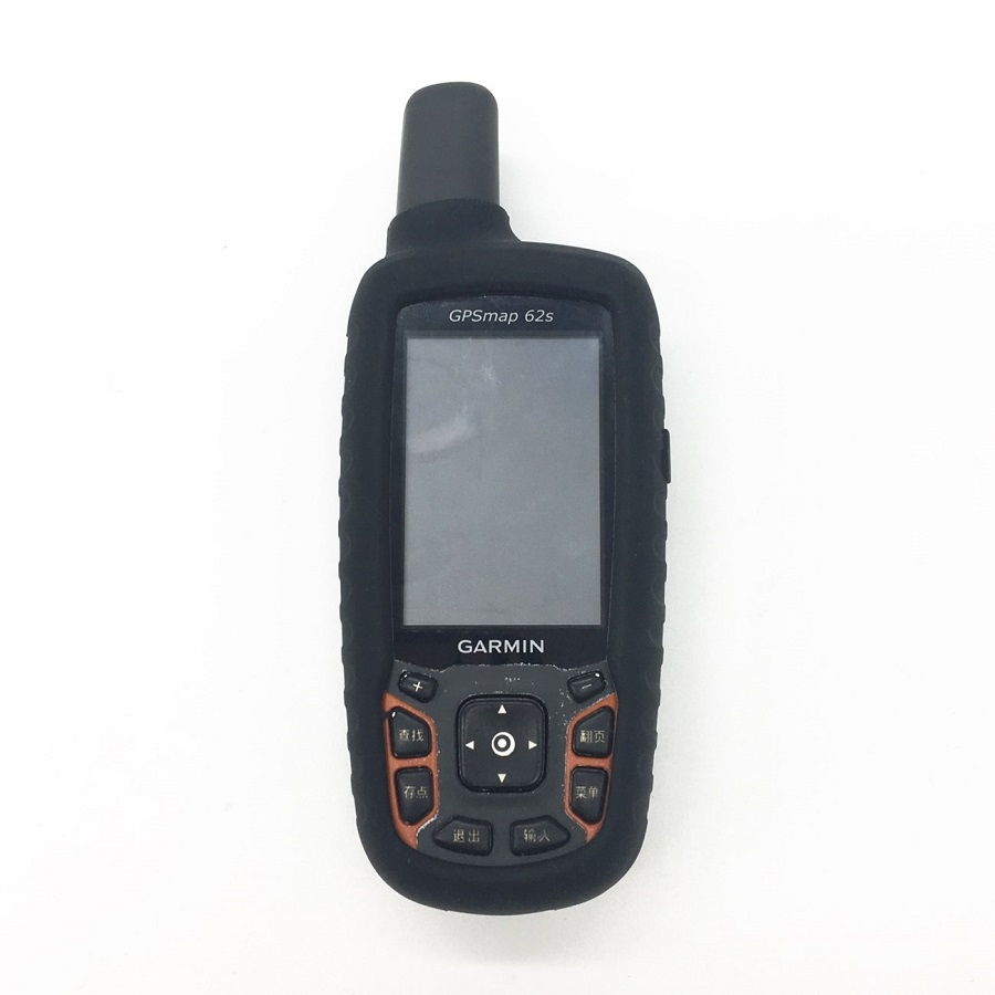 Bicycle Computer <font><b>Bike</b></font> Stopwatch Silicone Case For garmin <font><b>Gps</b></font> <font><b>Map</b></font> 62 62S 62sc Gpsmap 631 64 64s 64sc Free Screen Protective Film image