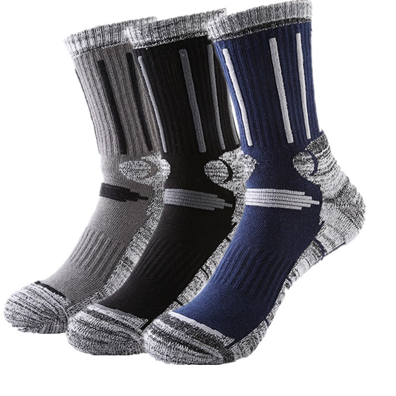 Sports Towel Socks: Fashion Thicken Towel Outdoor Sports Athletic Sport Socks