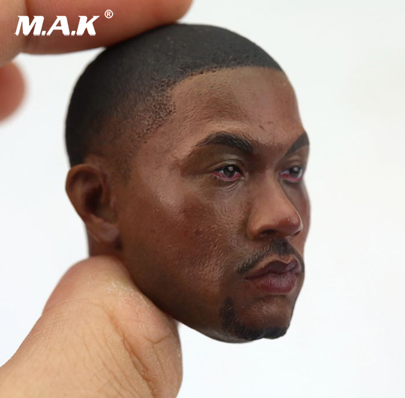 1/6 Scale Male Head Model Basketball Star Derrick Martell Rose Head Sculpt For Tbleague Pl2018-m36 Body Figure Action & Toy Figures