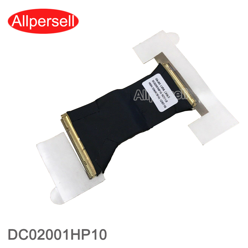 New LCD Video Cable for <font><b>Acer</b></font> Iconia Tab <font><b>A510</b></font> LVDS LED LCD <font><b>Screen</b></font> Display Cable DC02001HP10 image