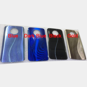 Image 2 - חזור סוללה דלת אחורי זכוכית שיכון כיסוי עם מדבקה דבק עבור מוטורולה Moto X4 XT1900 עם מברג ערכת כלי