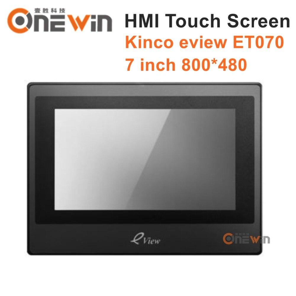 Kinco Eview ET070 ичм Сенсорный экран 7 800*480 человек-машина Интерфейс