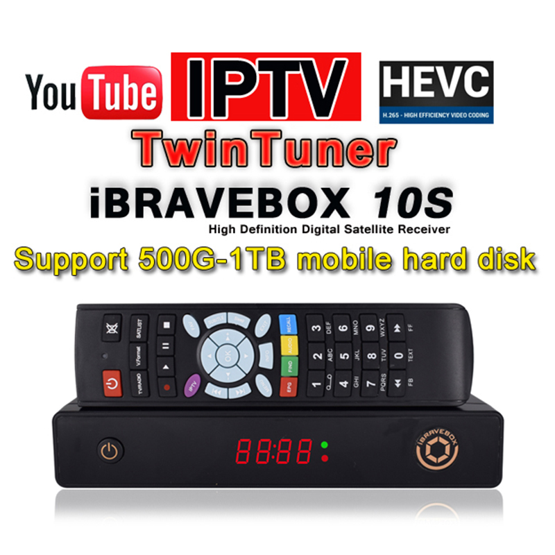 iBRAVEBOX F10S Satellite TV Receiver HD DVB-S2 H.265 Suporrt IPTV box vontar v9s dvb s2 hd satellite receiver support web tv cccamd newcamd iptv box with iphd xtream stalker iptv youtube youporn