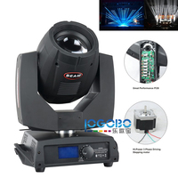 Free Shipping 2 x Chinese Shar pei Beam 230 7R Moving Head Beam Disco Entertainment Professional Stage Sharpy Lighting Design