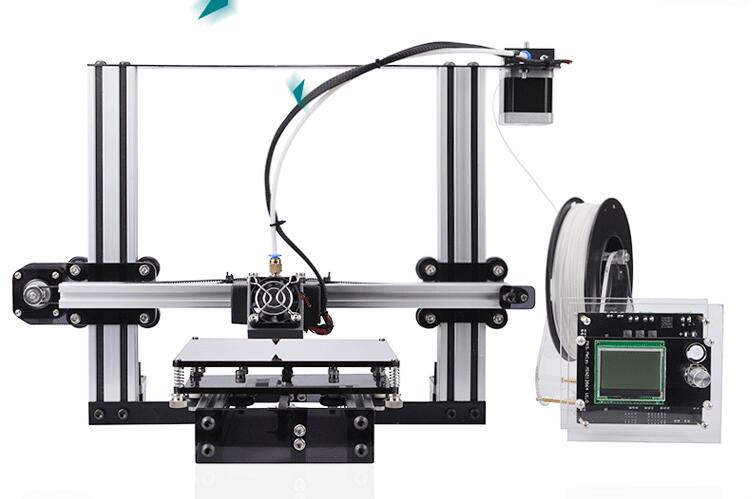 3D printer high precision large size education desktop class household industrial grade DIY printing machine