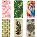 TPU Soft Cases for Huawei Nova Cover 5.0inch Transparent Printing Drawing Silicone Phone Case Cover For CAZ-AL10